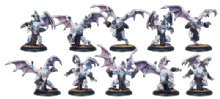 Legion Everblight Blighted Nyss Grotesques (10)